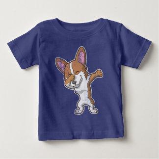 Dabbing Corgi Dab Dog Baby T-Shirt