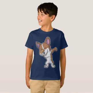 Dabbing Corgi Dab Dog T-Shirt