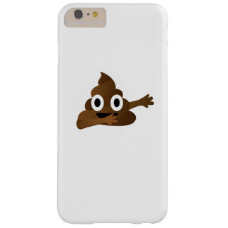 Dabbing Emoji  Funny Birthday Gift  Kids Men Women Barely There iPhone 6 Plus Case