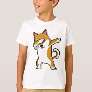 Dabbing Funny Shiba Inu Shirt