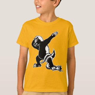 Dabbing Honey badger T-Shirt