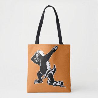 Dabbing Honey badger Tote Bag