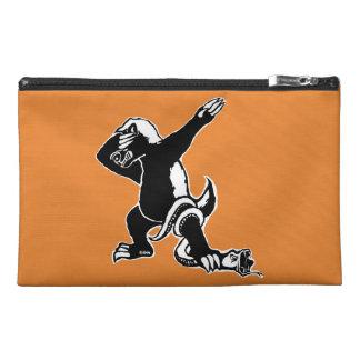 Dabbing Honey badger Travel Accessory Bag
