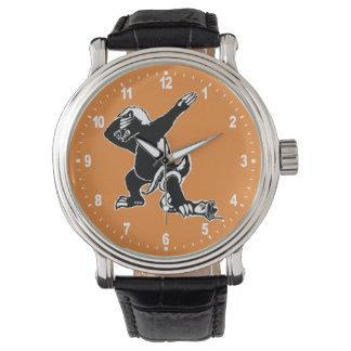 Dabbing Honey badger Watch