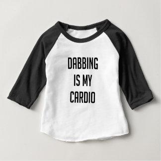 Dabbing is my Cardio Baby T-Shirt