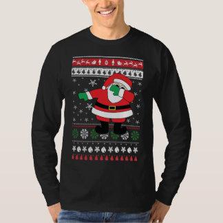 Dabbing Santa Ugly Christmas Sweater