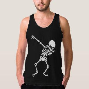 f8021d7ea1 Men's Skeleton Singlets | Zazzle.com.au