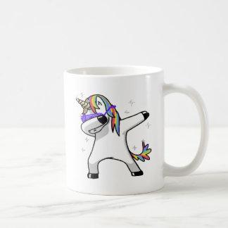 Dabbing Unicorn Coffee Mug