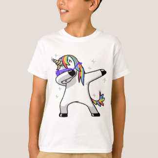 Dabbing Unicorn T-Shirt