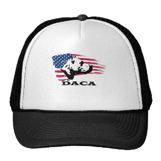 DACA Cap Mesh Hats