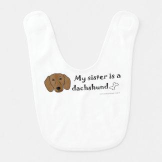 dachshund bib