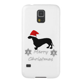 Dachshund christmas cases for galaxy s5
