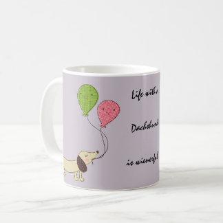 Dachshund Coffee Mug Dachshund gift Wiener Dog