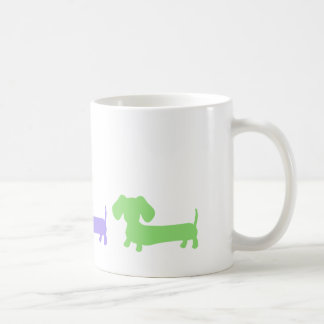 Dachshund Coffee Mug Wiener Dog Doxie Love