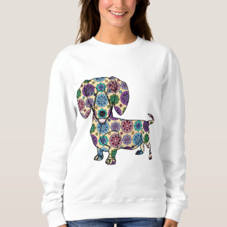 Dachshund - Colored Sweatshirt