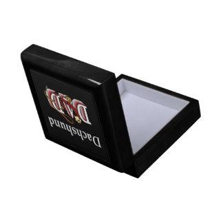 Dachshund Dad Gift Box