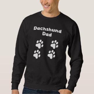 Dachshund Dad Sweatshirt