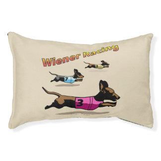 Dachshund dog bed