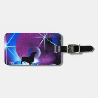 Dachshund Dreams Bag Tag