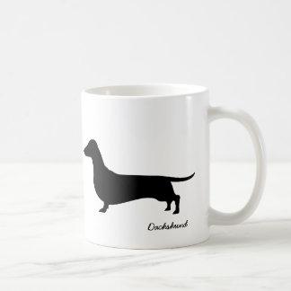 Dachshund Gifts Basic White Mug