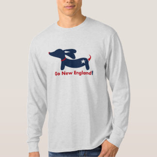 Dachshund Go New England | Wiener Dog | Shirt