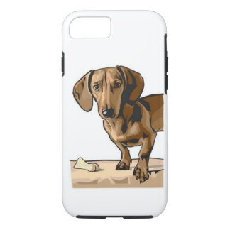 Dachshund Image iPhone 8/7 Case