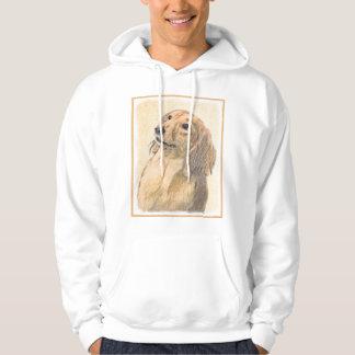 Dachshund (Longhaired) Hoodie