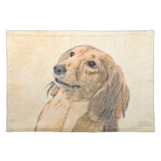 Dachshund (Longhaired) Placemat