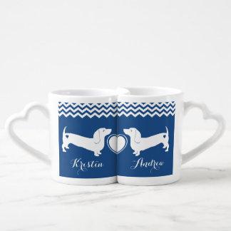 Dachshund Love Lovers Mug Sets