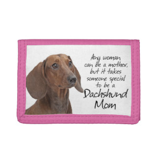 Dachshund Mom Wallet