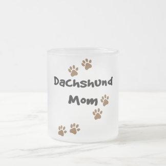 Dachshund Mum Coffee Mug