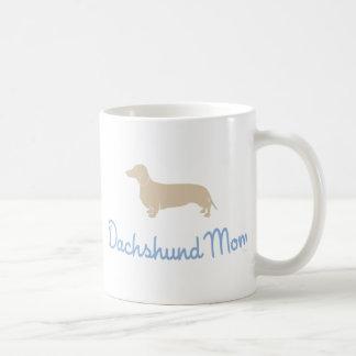 Dachshund Mum ! Coffee Mugs