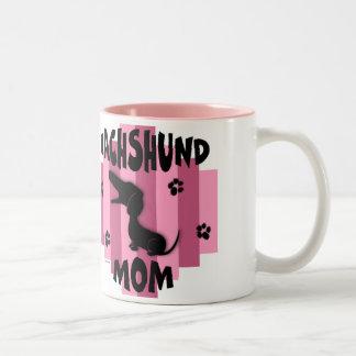 Dachshund Mum Mug