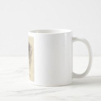 Dachshund portrait coffee mug