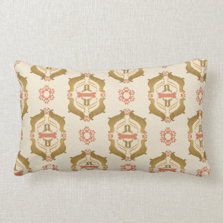 Dachshund Royal Baroque | Dog Lover Pattern Lumbar Cushion
