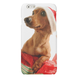 Dachshund santa - santa dog - dog gifts