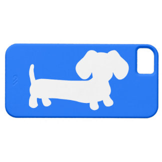 Dachshund Silhouette Case For The iPhone 5