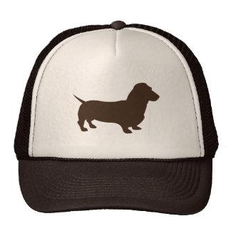 dachshund_simple trucker hats