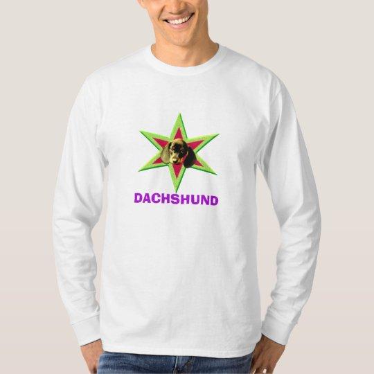 Dachshund Star T-Shirt
