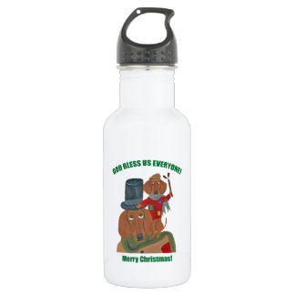 Dachshund Tiny Tim 532 Ml Water Bottle