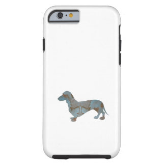 Dachshund Tough iPhone 6 Case