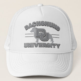 Dachshund University Trucker Hat