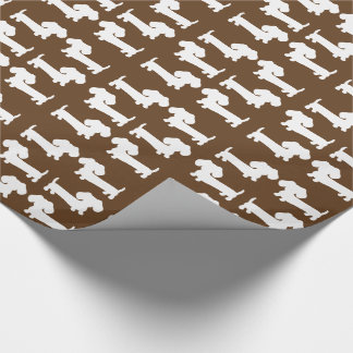 Dachshund Wiener Dog Gift Wrapping Paper