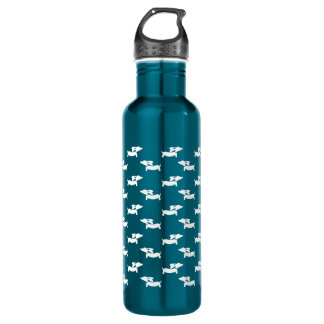 Dachshund Wiener Dog Water Bottle 710 Ml Water Bottle