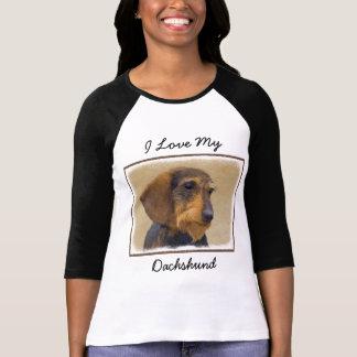 Dachshund (Wirehaired) T-Shirt