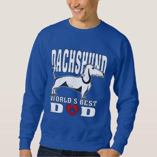 Dachshund World's Best Dad Sweatshirt