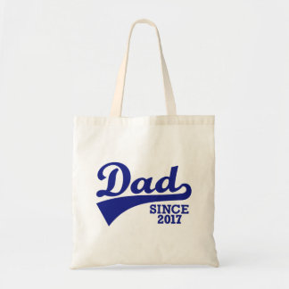 Dad 2017 tote bag