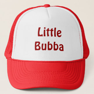 Dad and Me Little Bubba Trucker Hat