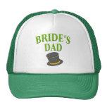 dad-bride-tophat cap
