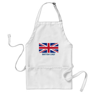 Dad Chef British Chef Apron